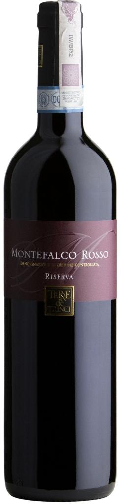 Wino Terre de Trinci Montefalco Rosso Riserva DOC 2016