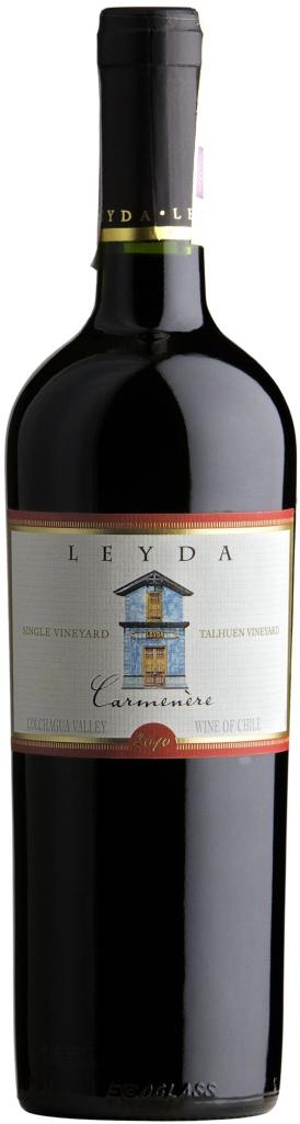 Wino Leyda S.V. Talhuen Carménère Colchagua Valley