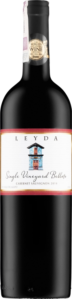 Wino Leyda S.V. Belloto Cabernet Sauvignon Maipo Valley