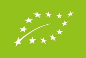 organic farming logo UE