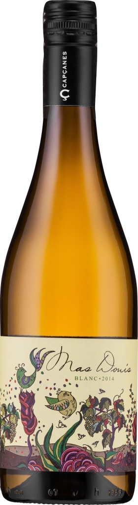 Wino Capcanes Mas Donis Blanc Montsant DO