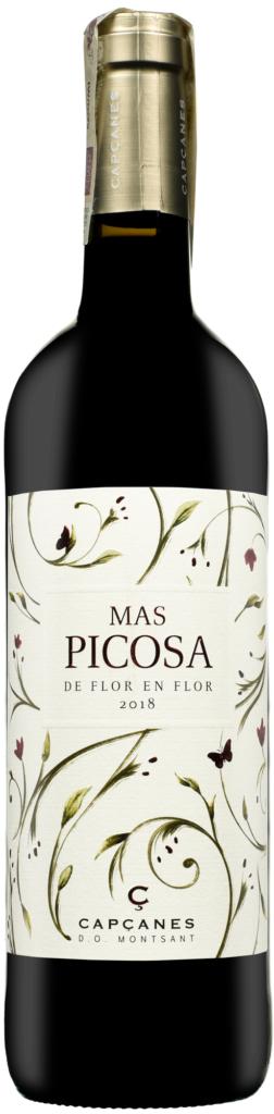 Wino Capcanes Mas Picosa Organic Montsant DO 2019