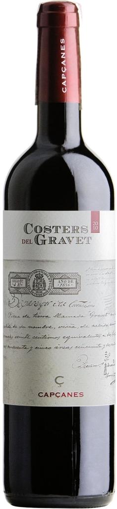 Wino Capcanes Costers del Gravet Montsant DO 2015