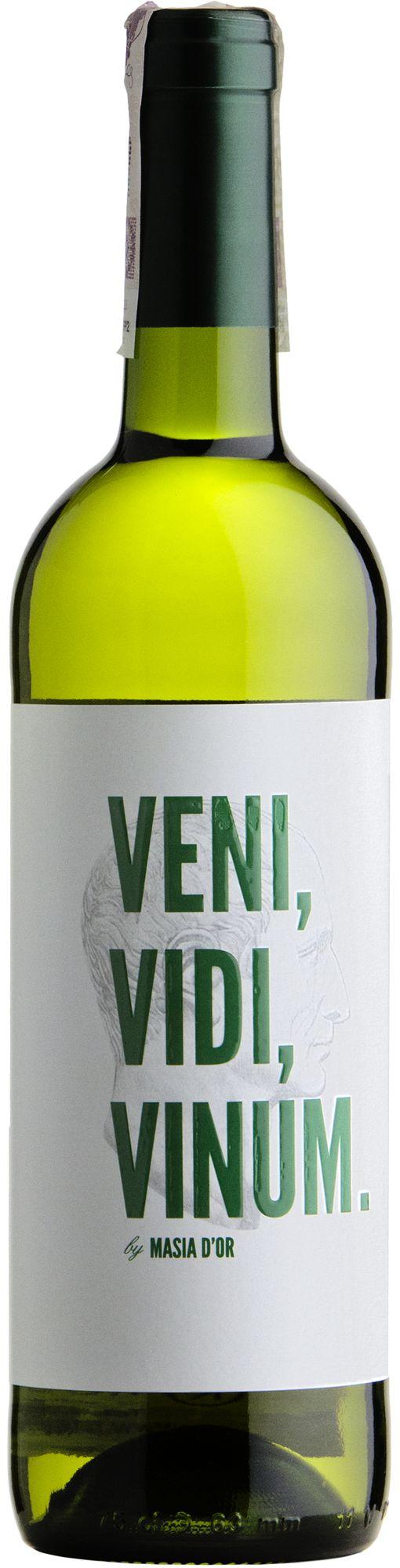 Wino Martí Serdà Veni Vidi Vinum White Catalunya DO