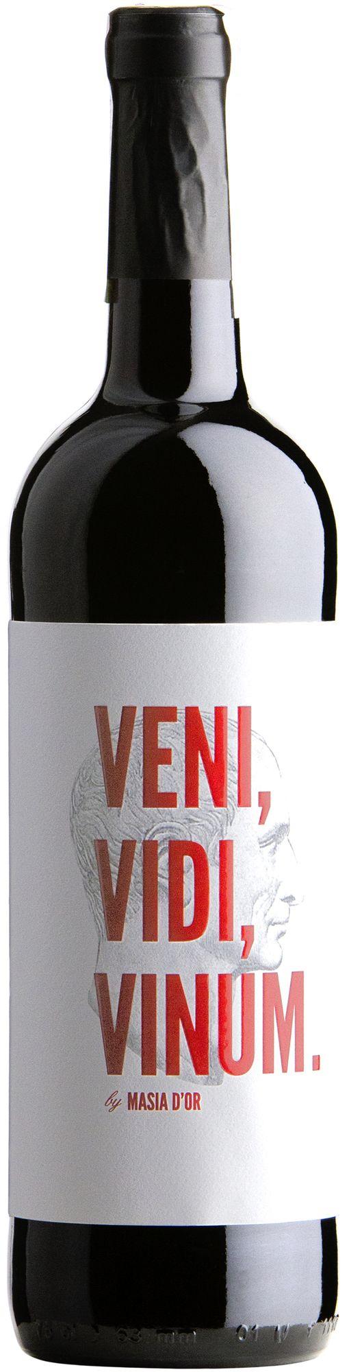 Wino Martí Serdà Veni Vidi Vinum Red Catalunya DO