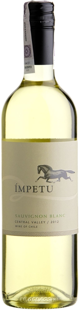 Wino Impetu Sauvignon Blanc Central Valley