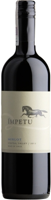 Wino Impetu Merlot Central Valley