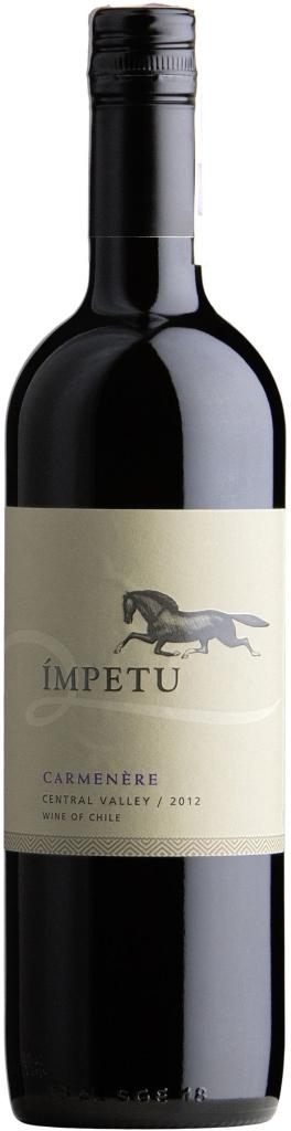 Wino Impetu Carménère Central Valley