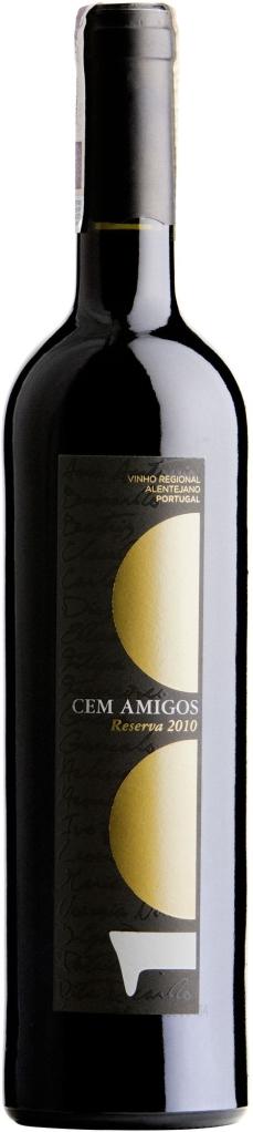 Wino Cem Amigos Reserva Alentejano VR
