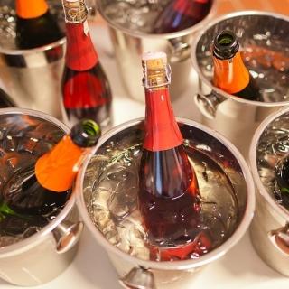 Cava wino musujące