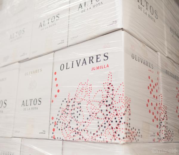 Wino w4000 km przez Europę