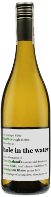 Wino Konrad Hole in the Water Sauvignon Blanc Marlborough 2016