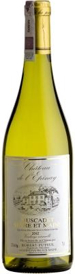 Wino Château de l'Epinay Muscadet Sevre et Maine AOC