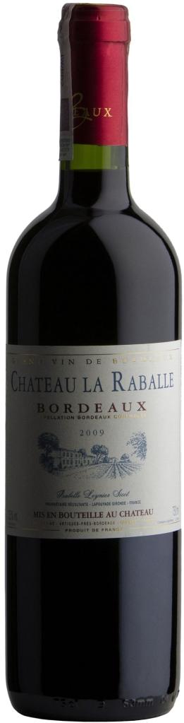 Wino Château La Raballe Bordeaux AOC