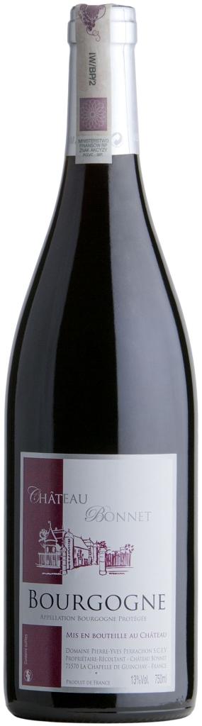 Wino Château Bonnet Bourgogne Rouge AOC