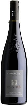 Wino Sauveroy Cuvée Antique Anjou Villages AOC