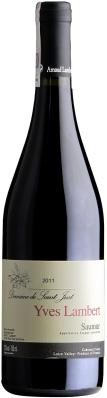 Wino St. Just Yves Lambert Rouge Saumur AOC
