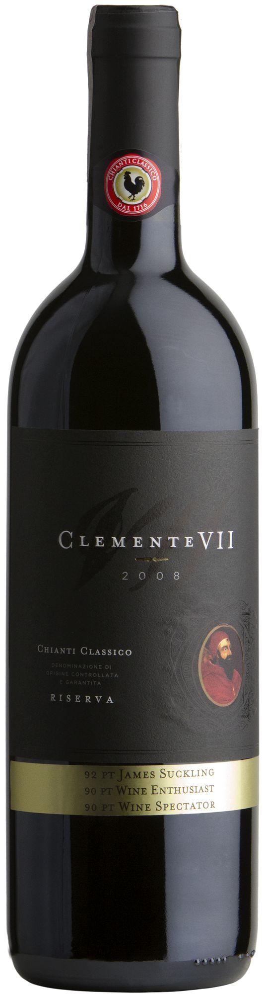 Wino Grevepesa Clemente VII Chianti Classico Riserva DOCG