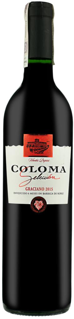 Wino Coloma Graciano Torre-Bermeja Extremadura VdlT 2015