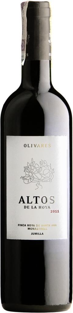Wino Olivares Altos de la Hoya Jumilla DO