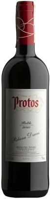Wino Protos Roble Ribera del Duero DO
