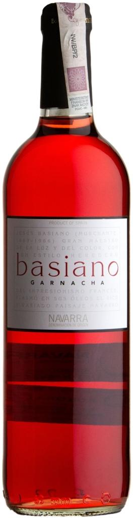 Wino Enanzo Basiano Rosado Navarra DO 2016