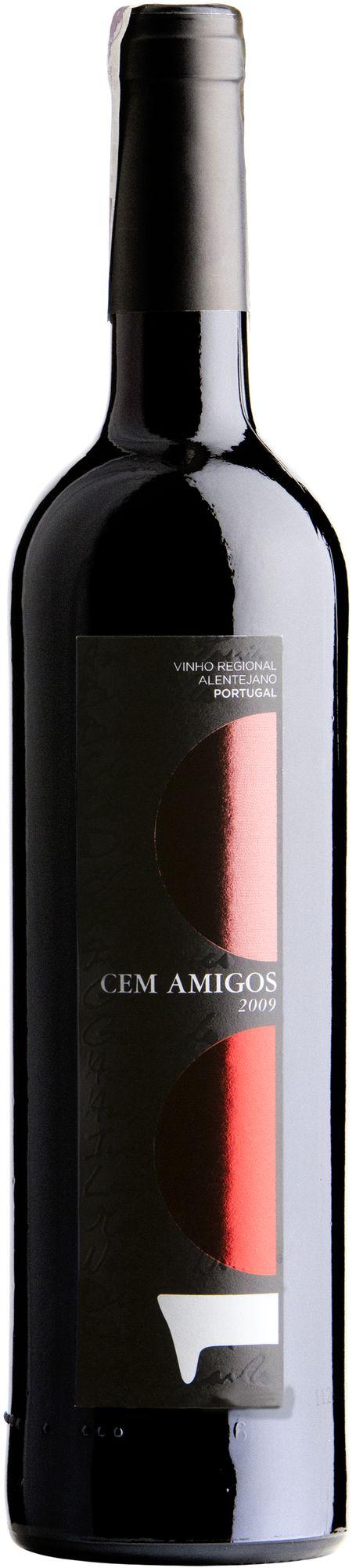 Wino Cem Amigos Alentejano VR