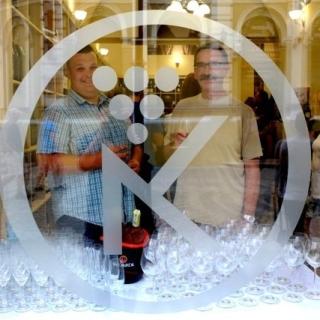 Sklep z winem w Przemyślu