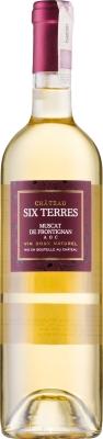 Wino Frontignan Château Six Terres Muscat de Frontignan AOP
