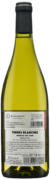 Wino Frontignan Terres Blanches Muscat Sec Pays d'Oc IGP 2017
