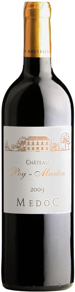 Wino Château Pey Martin Médoc AOC
