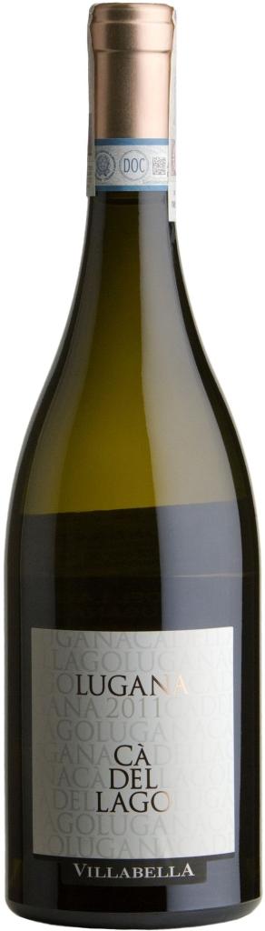 Wino Villabella Ca del Lago Lugana DOC
