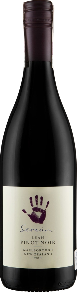 Wino Seresin Leah Pinot Noir Marlborough 2017