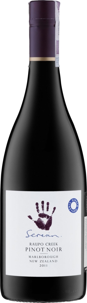 Wino Seresin Raupo Single Vineyard Pinot Noir Marlborough 2014