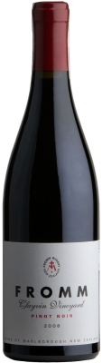 Wino Fromm Clayvin Single Vineyard Pinot Noir Marlborough