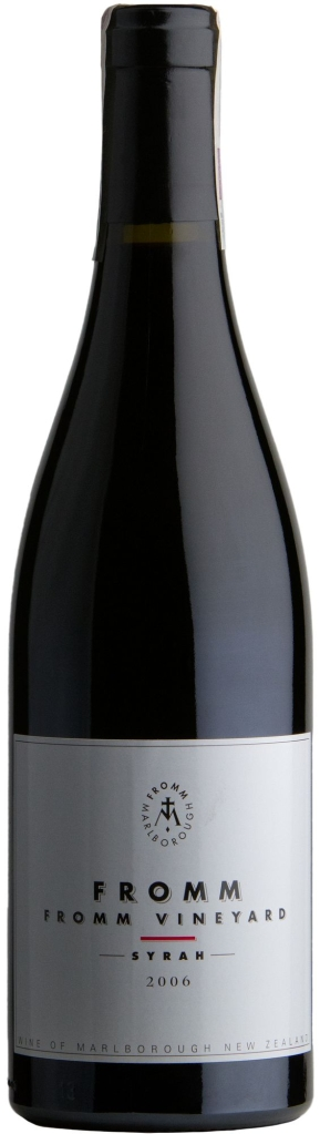 Wino Fromm Single Vineyard Syrah Marlborough