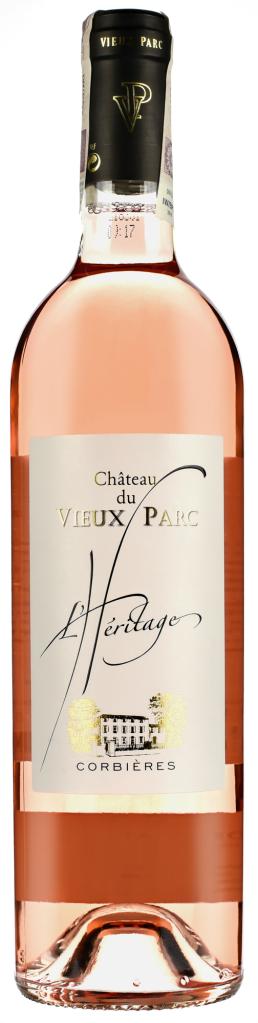 Wino Vieux Parc Tradition Rose Corbières AC 2016