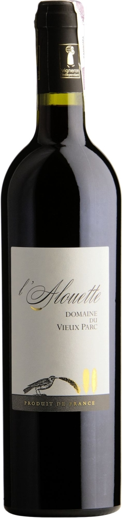 Wino Vieux Parc l'Alouette d'Hauterive IGP 2015