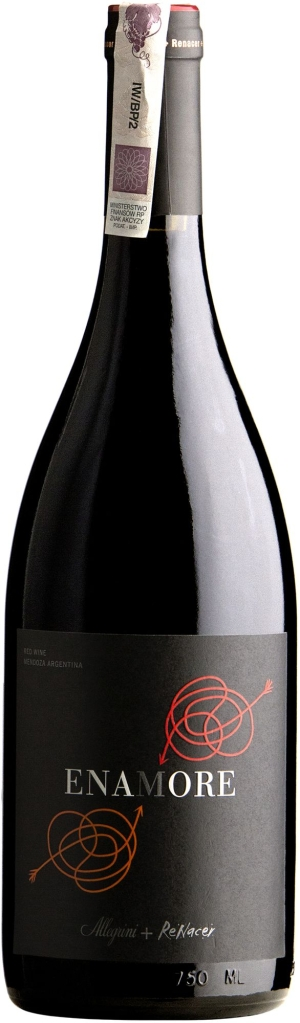 Wino Bodegas Renacer Enamore Red Wine Mendoza