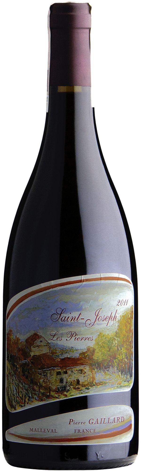 Wino Gaillard Les Pierres Saint Joseph AOC