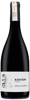 Wino Xavier Côtes du Rhône AOC 2017