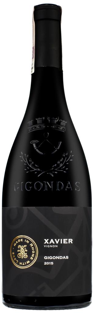 Wino Xavier Gigondas AOC 2015