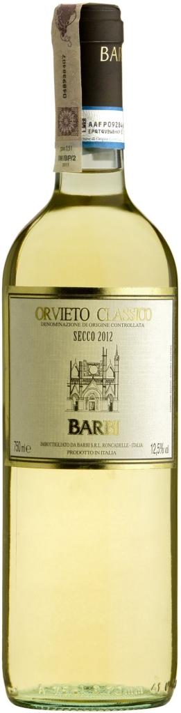 Wino Barbi Orvieto Classico DOC