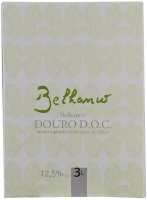 Bag-in-Box: Belhanco Branco Douro DOC 3 l