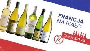 Francja na biało