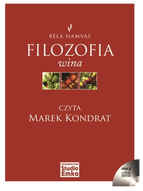"""Filozofia wina"" Bela Hamvas - audiobook"