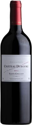 Wino Château Dubourg Saint-Emilion AOC