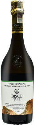 Wino Bisol Crede Prosecco Valdobbiadene Superiore DOCG