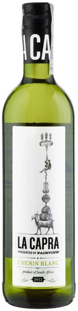 Wino La Capra Chenin Blanc Paarl