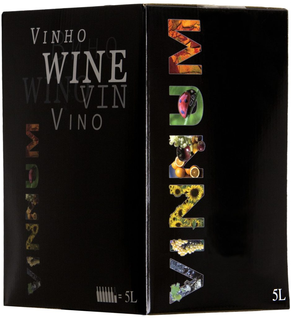 Wino Bag-in-Box: Arlanza Vinnum Tinto 2019 5 l